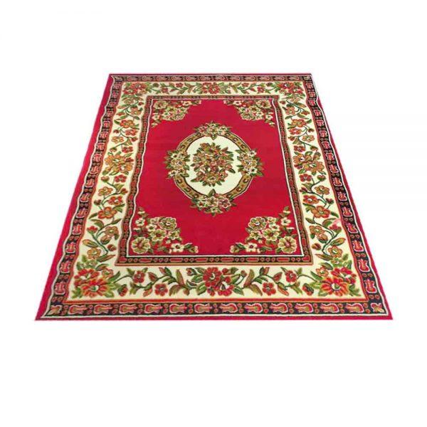 R17131 Pasha College 46 Shots Red/Yellow Indonesia Carpet
